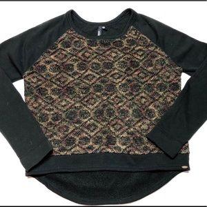 ONeill Womens Knit front sweatshirt Medium